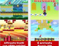 Nintendo aggiorna Super Mario Run con tante novità e sconto del 50%