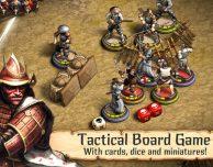 Warbands: Bushido – nuovo gioco da tavolo con battaglie multiplayer