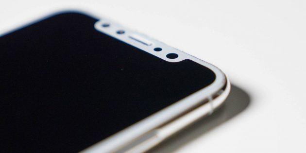 Sfondo nero per iphone x