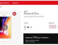 iPhone 8, ecco le offerte di Vodafone e TIM