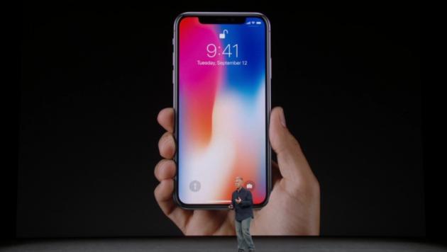 tasto accensione iphone X costo