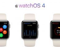Apple rilascia watchOS 4 per tutti!