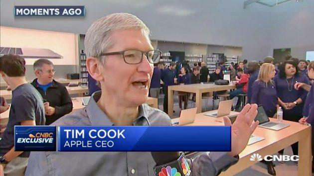 """Tim Cook """"entusiasta"""" del lancio dei nuovi prodotti, online nuovo spot su iPhone 8"""