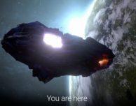 Returner 77, un misteriorso rompicapo ambientato nello spazio