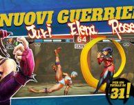 Tre nuovi guerrieri in Street Fighter IV (ora in sconto…)