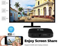 Android TV Docooler TX2 AirPlay e 4K a soli 39€ su Amazon