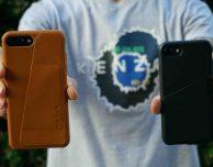 Ecco un fantastico Wallet Case per iPhone 7/8 e 7/8 Plus targato Mujjo!
