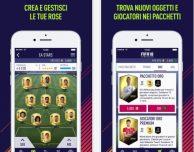 EA rilascia la companion app di FIFA 18
