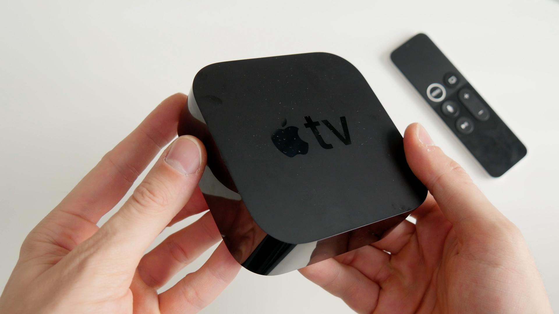 apple tv 4 recension
