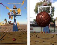 NBA AR App: realtà aumentata per l'app ufficiale della National Basketball Association