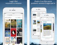 L'app Amazon Kindle si rinnova completamente