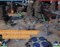 The Machines: gioco di combattimento multiplayer con realtà amentata