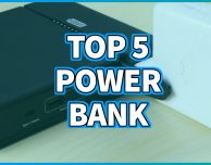 Top 5: i migliori Power-Bank del 2017!