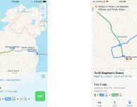 Apple Maps integra le info sui trasporti pubblici in Irlanda