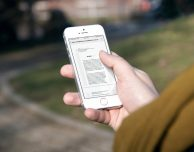 Come salvare una e-mail in PDF su iPhone