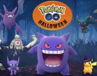 Pokémon Go, disponibile l'update di Halloween