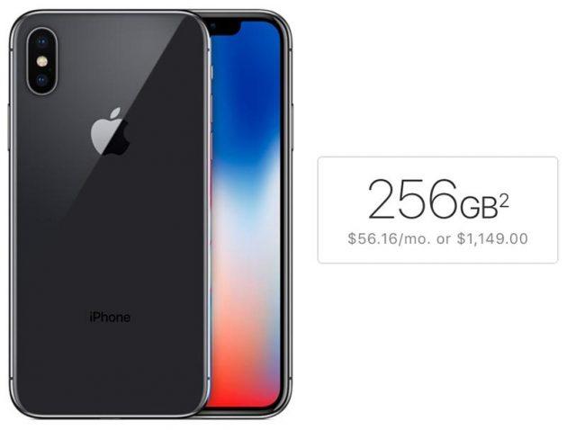 Iphone X Gb Black