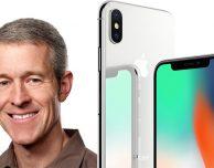 iPhone X e problemi di produzione, il COO di Apple Jeff Williams parlerà con il presidente di Foxconn