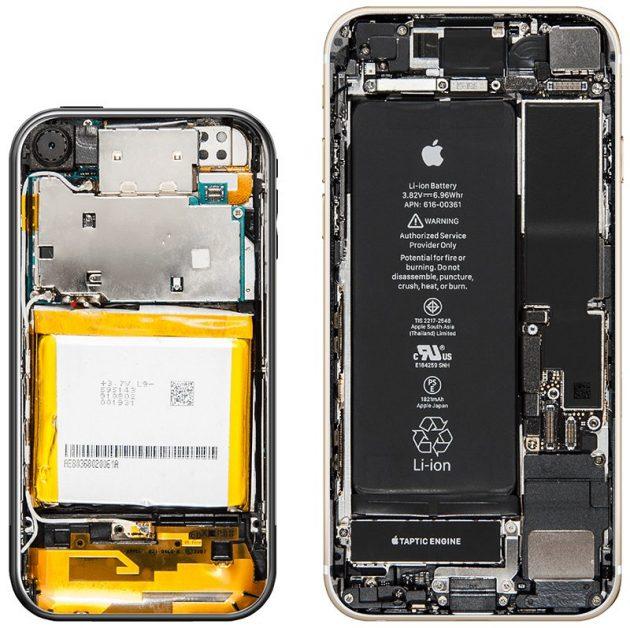 Come cambiato l 39 interno dell 39 iphone in 10 anni iphone italia - Come sistemare l interno dell armadio ...