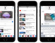 YouTube aggiunge il tasto di condivisione diretta per iMessage