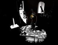White Night, un affascinante noir-horror su iPhone