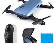 In offerta il drone JJRC Helfie Plus che si controlla con l'iPhone