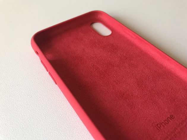 custodia silicone iphone x