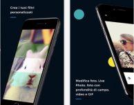 infltr, tante  novità e ottimizzazione per iPhone X