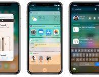 iPhone X, ecco tutte le gesture e le azioni disponibili