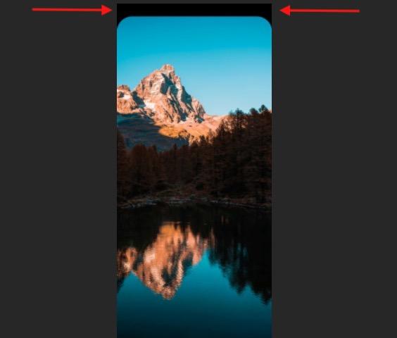 Nascondere La Notch Di Iphone X Grazie Ad Un Wallpaper Iphone Italia