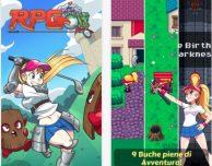 RPGolf: il regno trasformato in un meraviglioso campo da golf