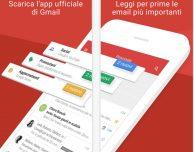 Google aggiorna Gmail per iPhone