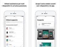 L'app Supporto Apple si aggiorna