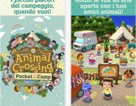 """Animal Crossing: Pocket Camp"" di Nintendo è disponibile su App Store!"