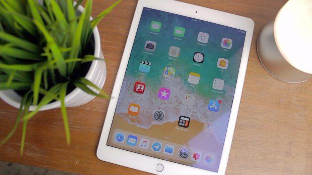 iOS 11 iPad Air 2