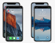 L'app Notch Remover per iPhone X disponibile su App Store