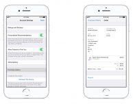 I dettagli degli acquisti App Store e iTunes arrivano anche su iOS!