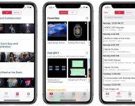 L'app WWDC ottimizzata per iPhone X