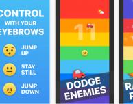 Rainbrow su iPhone X si gioca con il proprio volto!