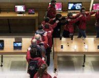 "Manifestazione anti-Apple in Francia: ""L'azienda paghi le tasse dovute!"""