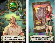 Il gioco ufficiale del film Jumanji arriva su iPhone