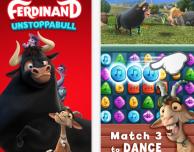 """""""Ferdinand: Unstoppabull"""", ecco un divertente puzzle game per iOS"""