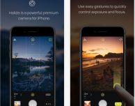 Tante novità per la splendida Halide, l'app per scattare foto RAW con iPhone
