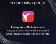 Apple regala l'applicazione Plotagraph+ tramite Apple Store