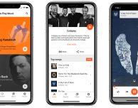 Google Play Music ottimizzata per iPhone X