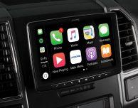 Alpine presenta il nuovo computer per auto compatibile con CarPlay – CES 2018