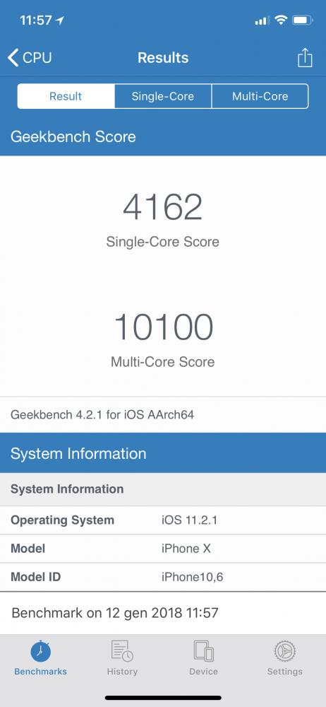 Makuz News IMG_9833-462x1000 Il fix di iOS 11.2.2 per il bug Spectre rallenta gli iPhone? ARM bug iOS ios 11.2.2 iphone rallentati News prestazioni rallentamento Senza categoria spectre  telodogratis notizie makuz loxc facebook blog
