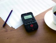 Roland R-07, il registratore audio che si collega all'iPhone – CES 2018