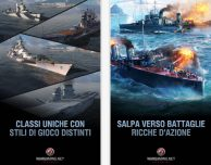 World of Warships Blitz è ora disponibile su App Store
