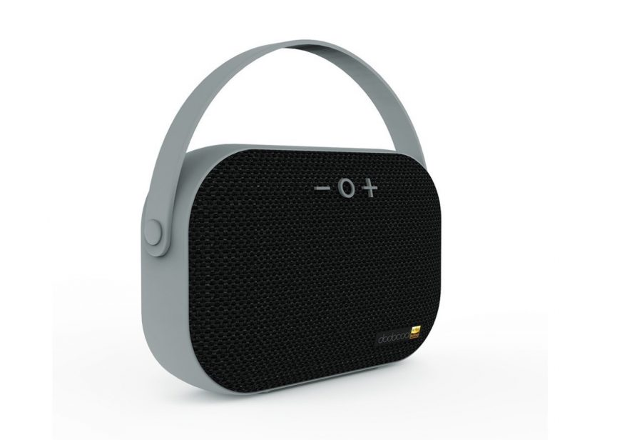 Speaker wireless Dodocool con microfono e slot SD integrato